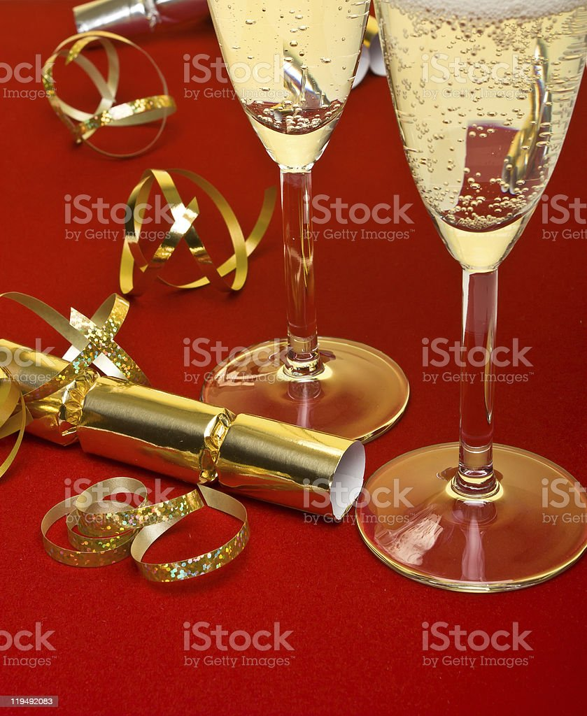 festive celebration royalty-free stock photo