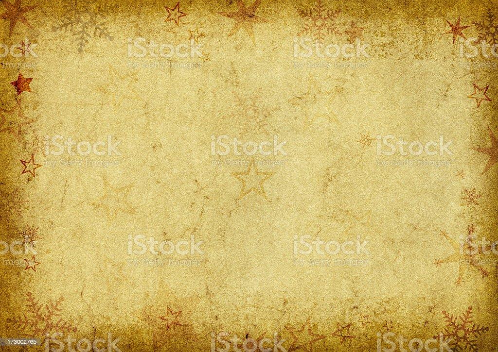 Festive Grunge royalty-free stock photo