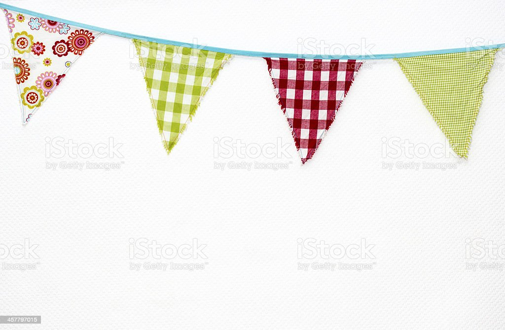 Festoon stock photo