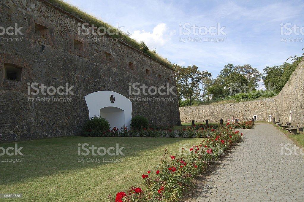 Festung Ehrenbreitstein in Coblenz (Germany) - Koblenz stock photo