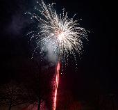 Feuerwerke, eine Erfindung der Menschheit