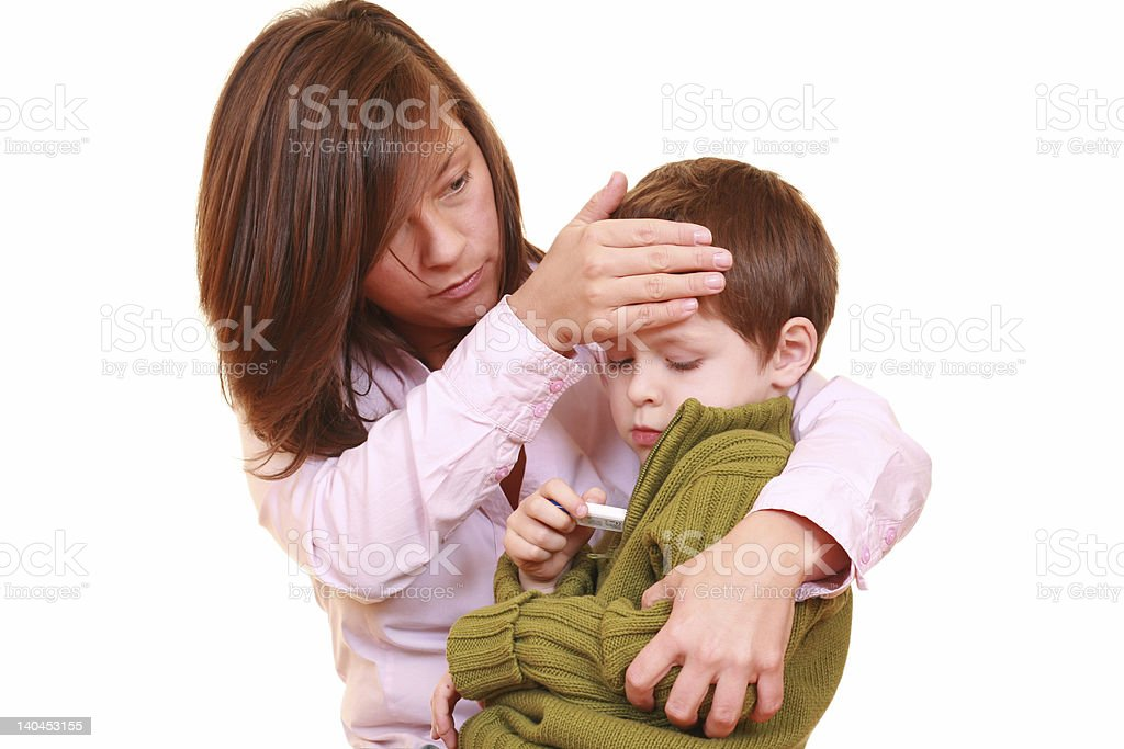 fever? stock photo