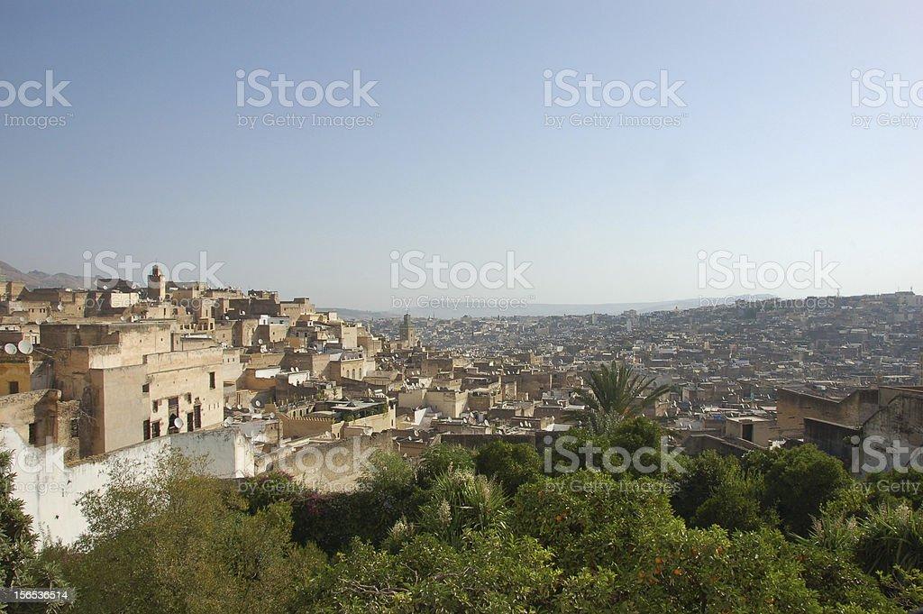 Fez royalty-free stock photo