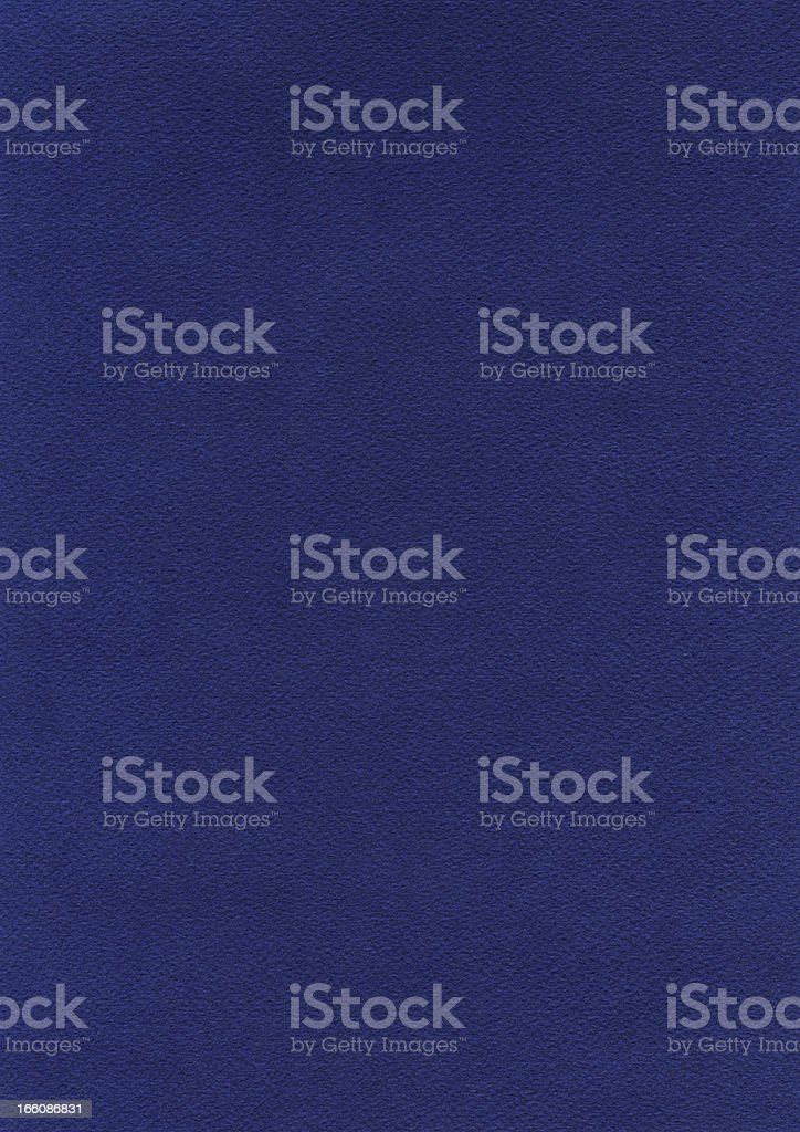 Fiber Paper Texture - Midnight Blue XXXXL stock photo