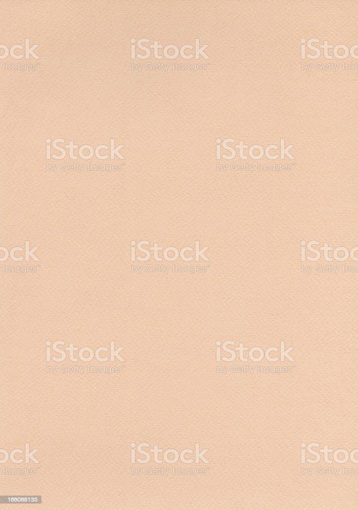 Fiber Paper Texture - Peach Orange XXXXL royalty-free stock photo