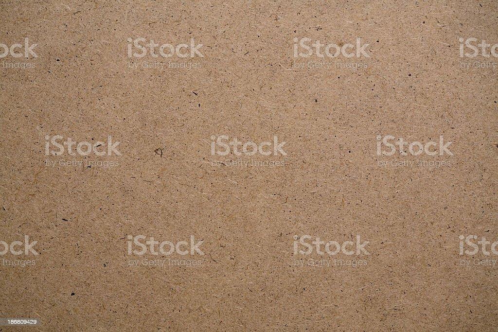 Fiberboard stock photo