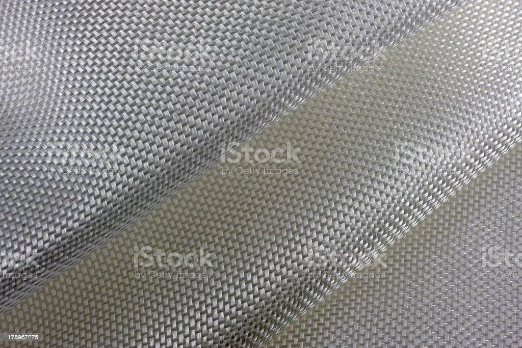 fiberglass cloth background stock photo