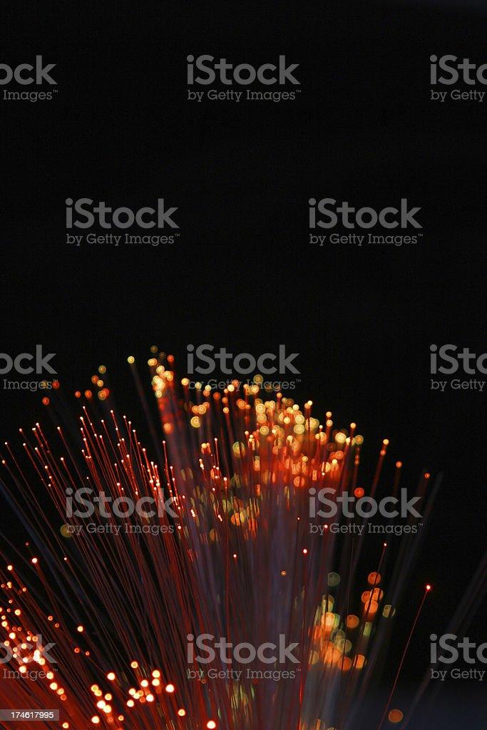 Fibre glass light 6 royalty-free stock photo