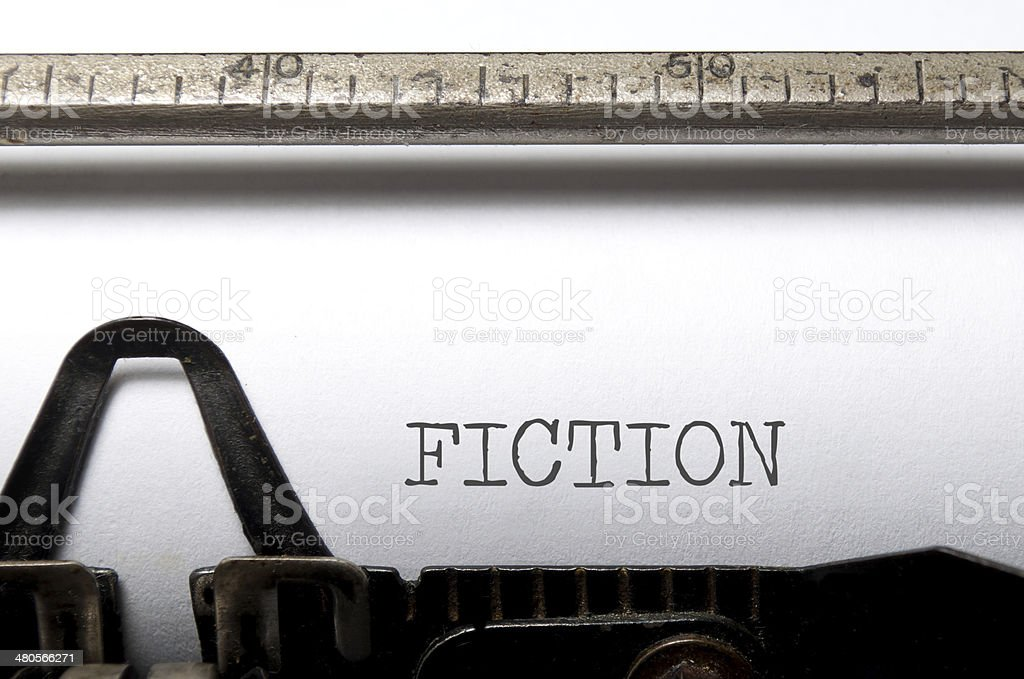 Fiction stock photo