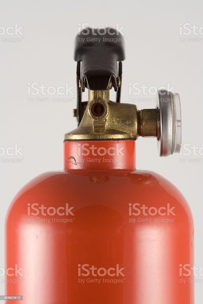 Fie Extinguisher stock photo