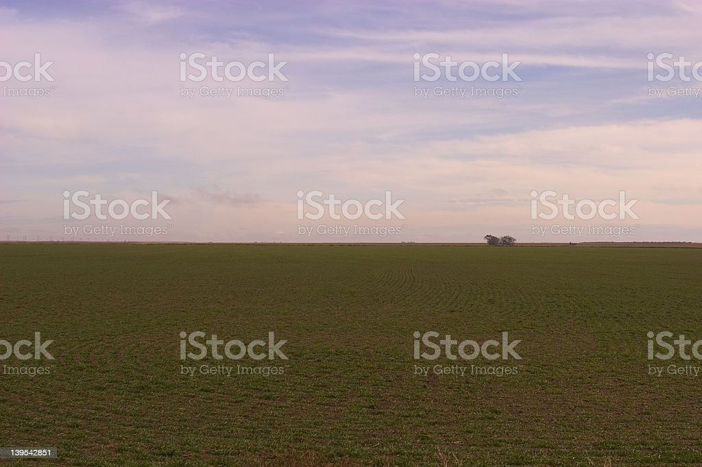 Field, Kansas royalty-free stock photo