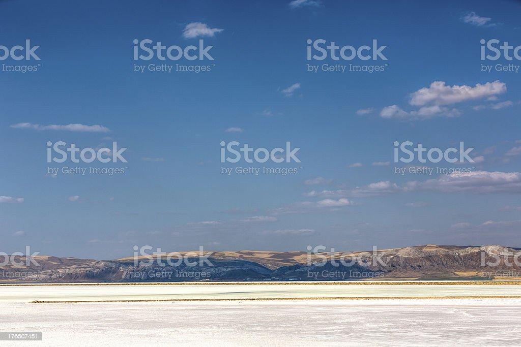 field Landscape royalty-free stock photo