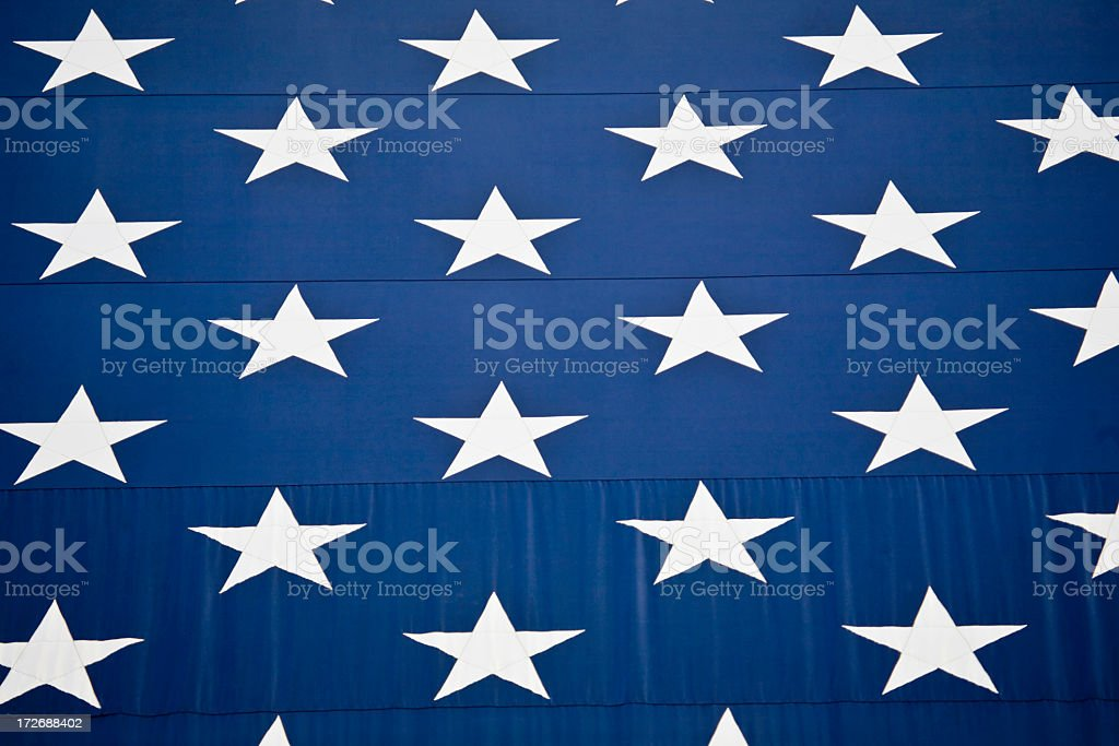 field of stars royalty-free stock photo