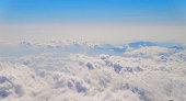 fields of cloud