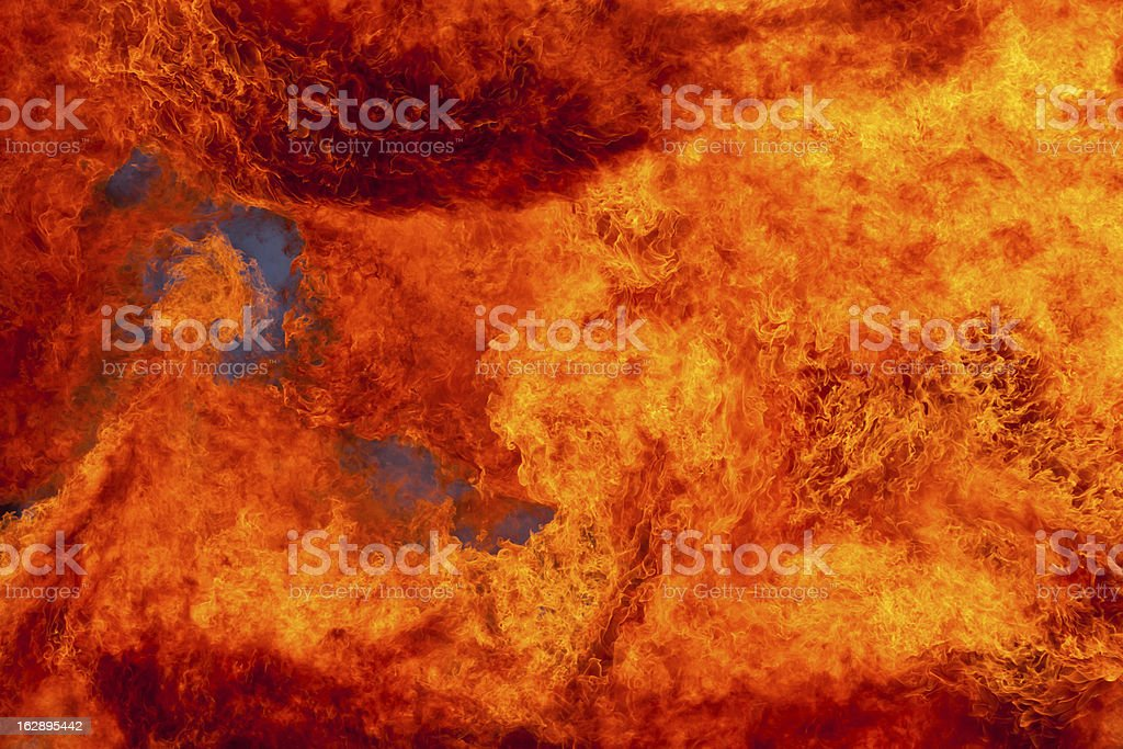 Fiery background royalty-free stock photo