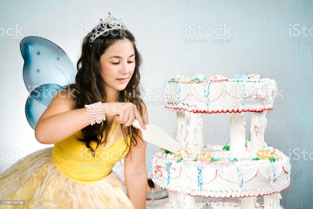 Fifteen birthday stock photo