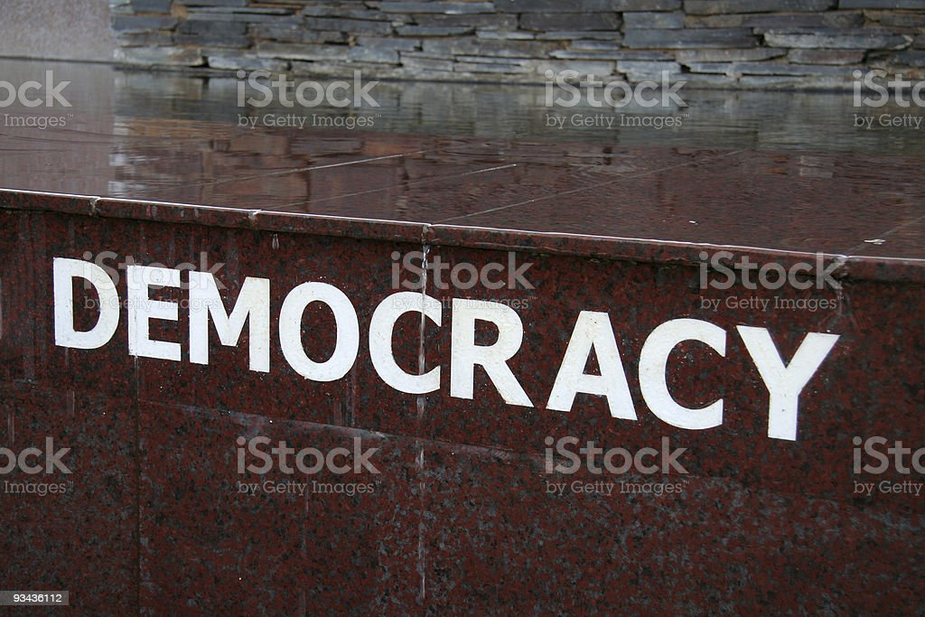 Fight for Democracy - Hector Peterson Memorial royalty-free stock photo