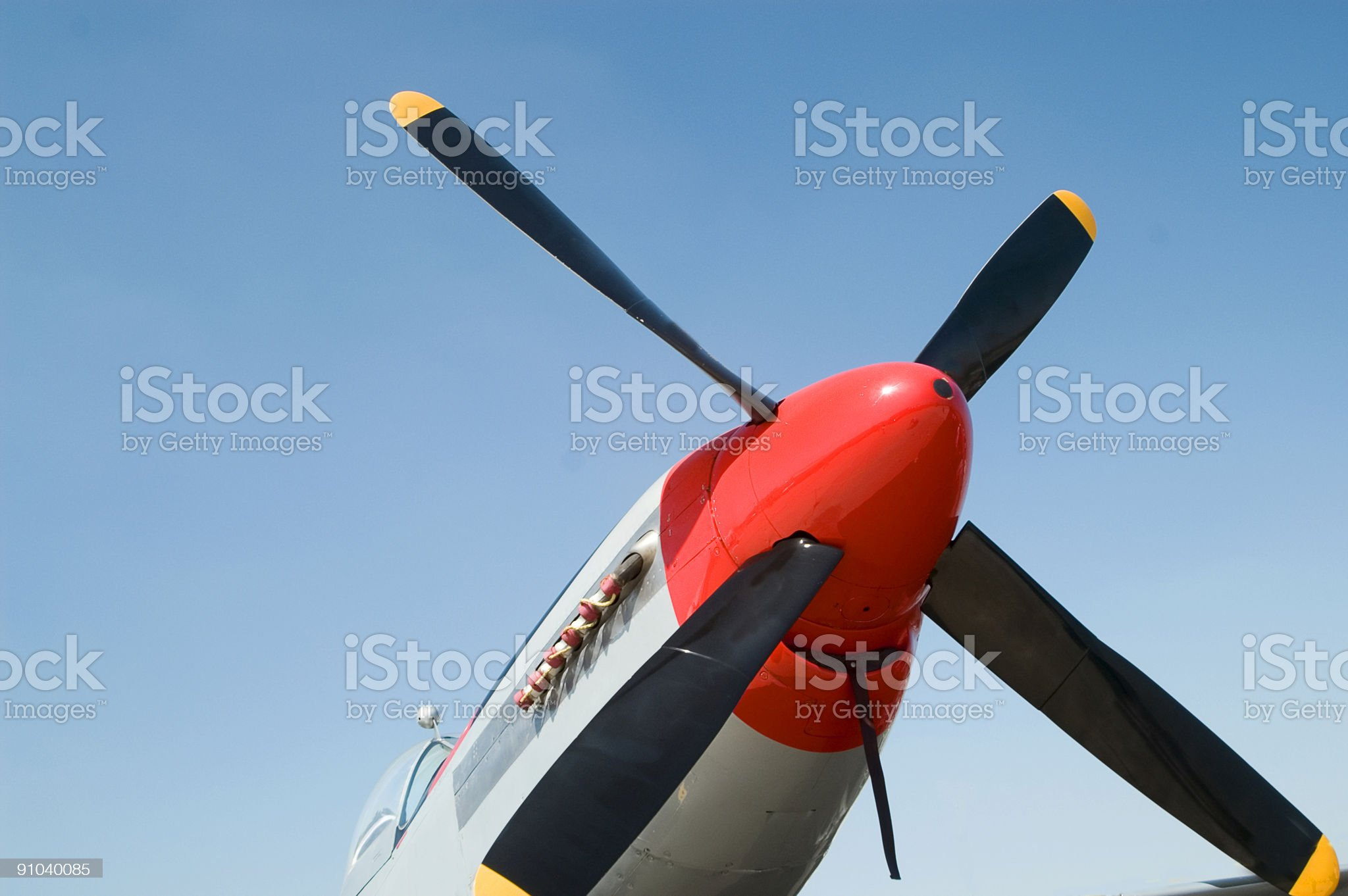 Fighter Aircraft royalty-free stock photo