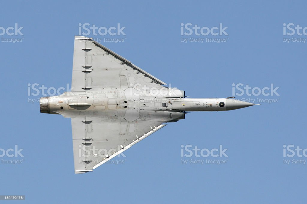 Fighter Airplane stock photo