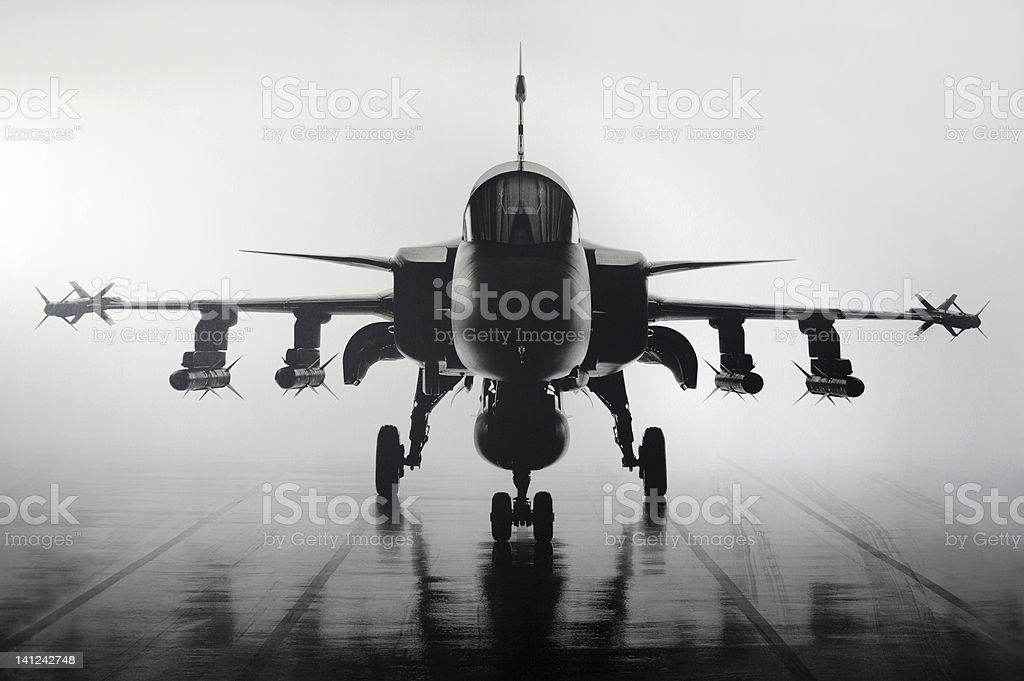 fighter stock photo