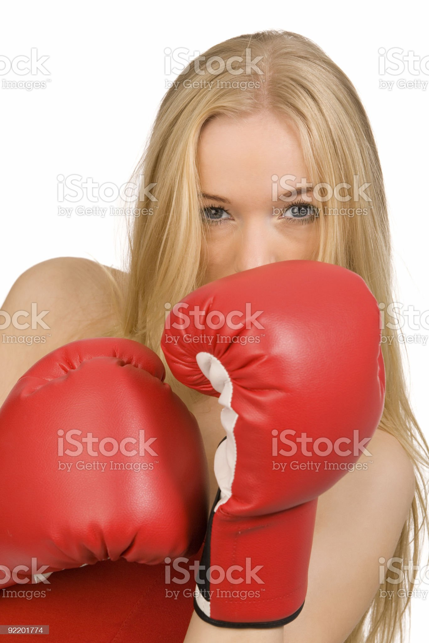 fighter royalty-free stock photo