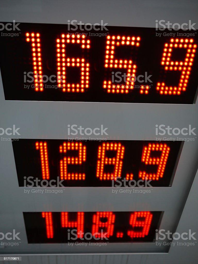 figures stock photo