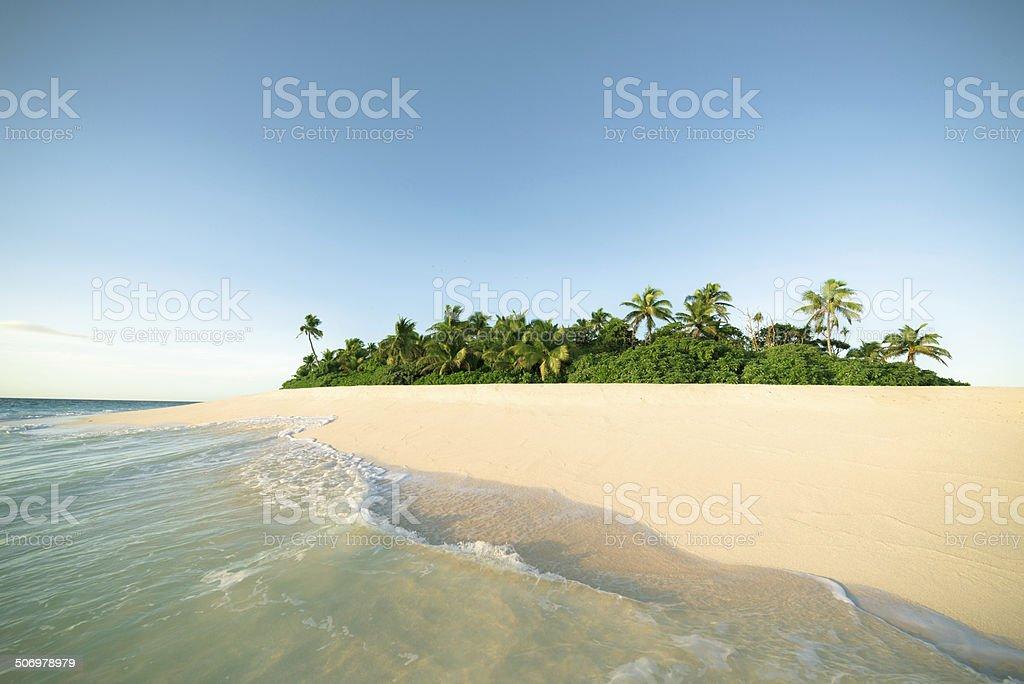 Fiji stock photo