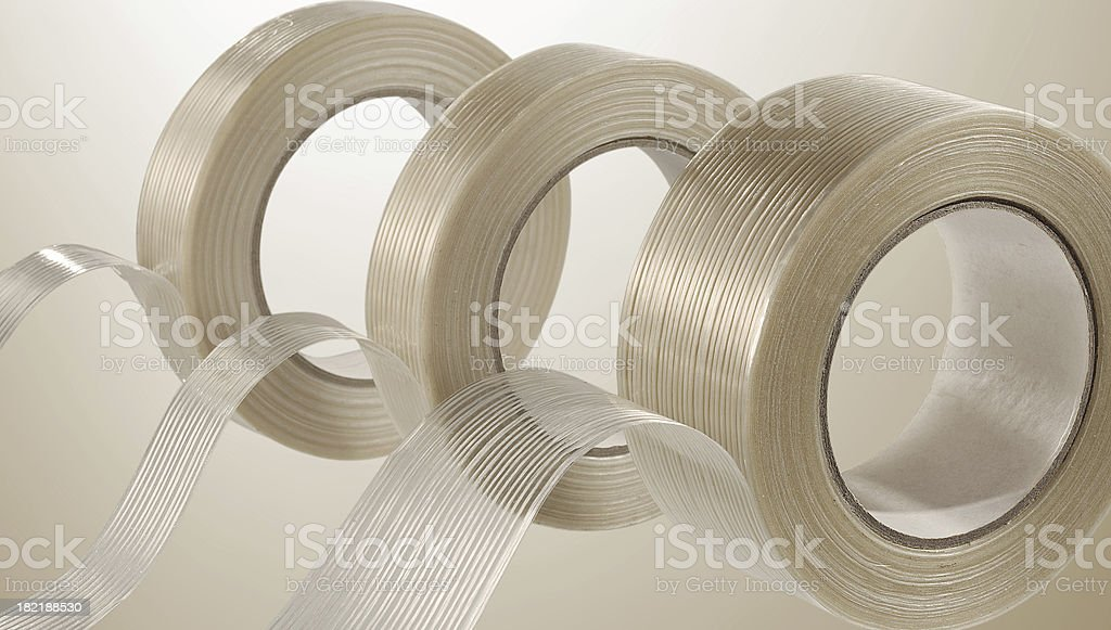 Filamentbandrollen royalty-free stock photo