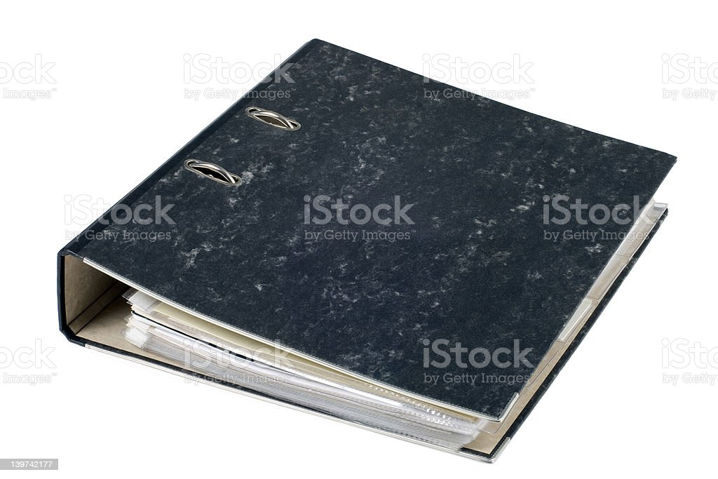 File - isolated stock photo