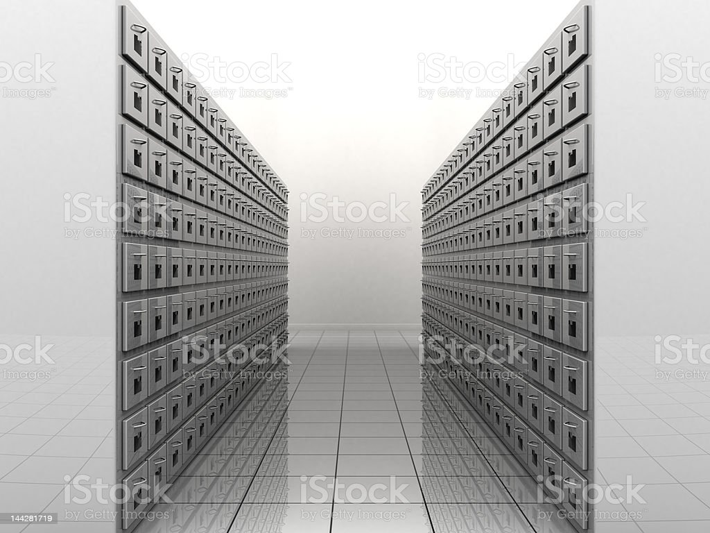 File room royalty-free stock photo