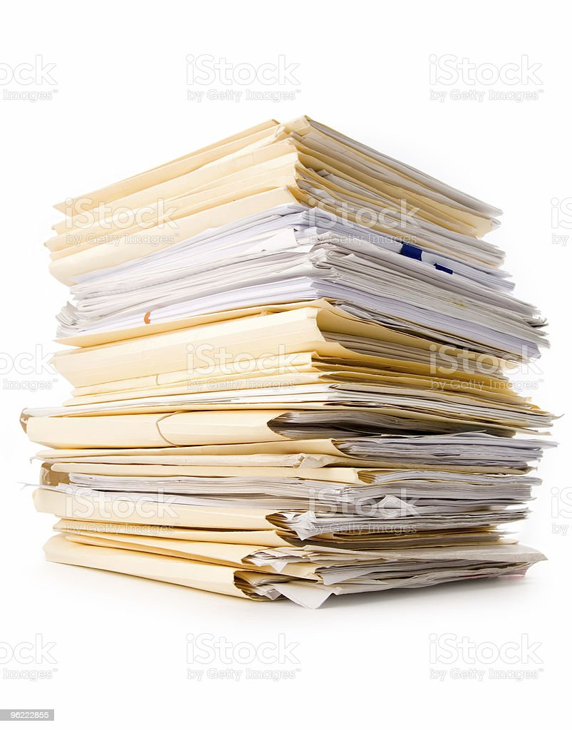 file Stack stock photo