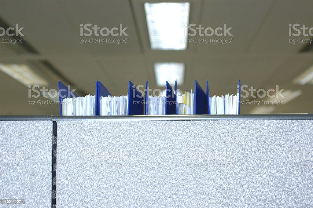 Files - office series stock photo