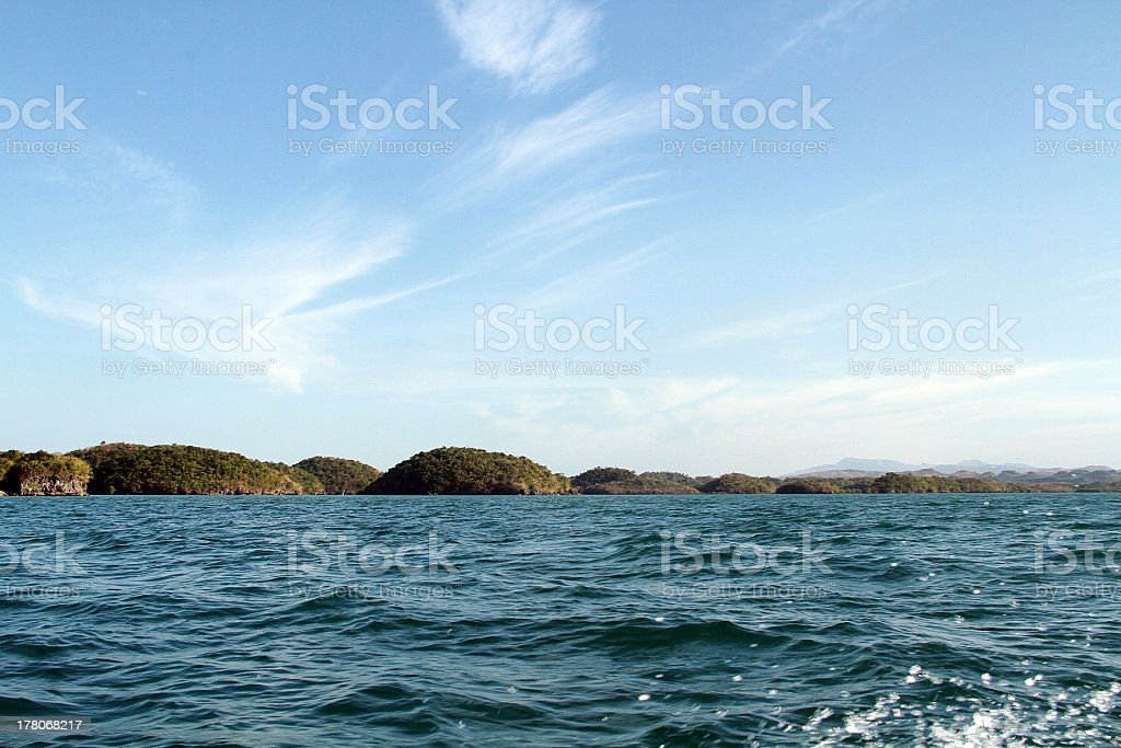 Filippino Isole foto stock royalty-free