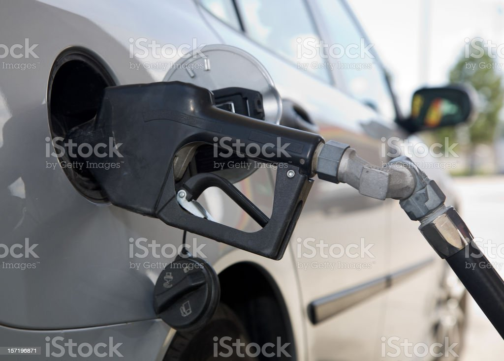 Fill it Up royalty-free stock photo