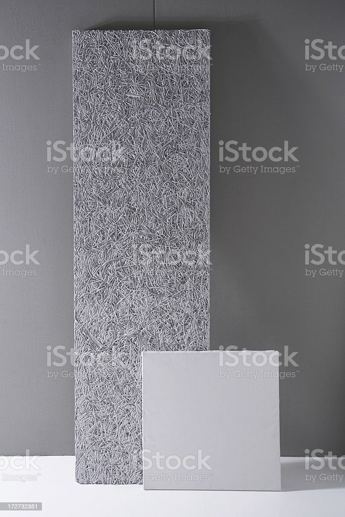 fill the canvas!!! royalty-free stock photo