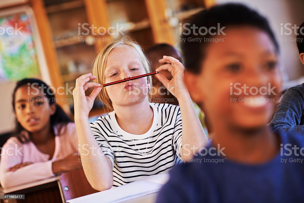 Filled with disinterest.... stock photo