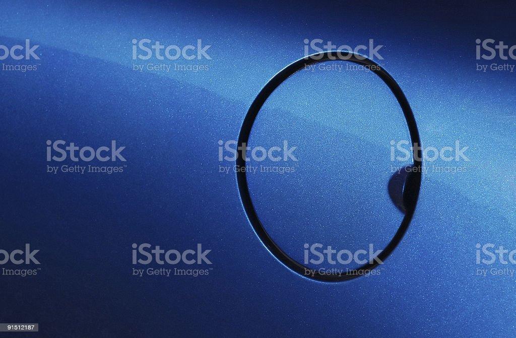 filler cap royalty-free stock photo