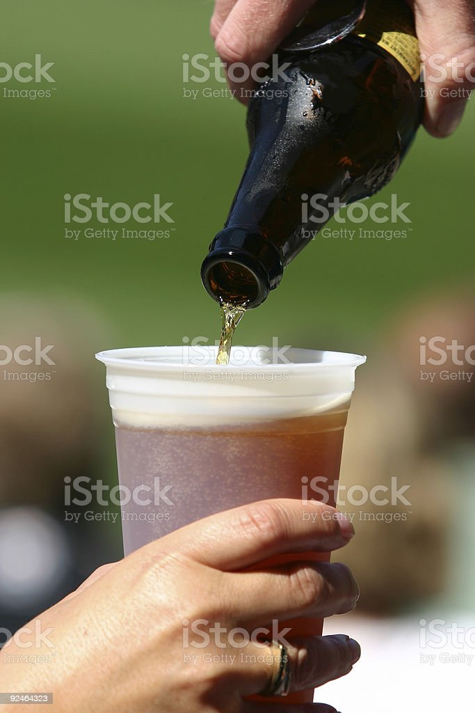 filler up royalty-free stock photo