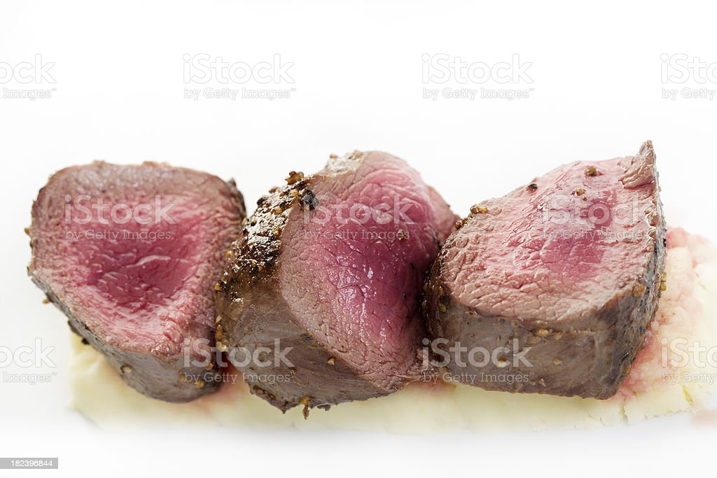 fillet beef royalty-free stock photo