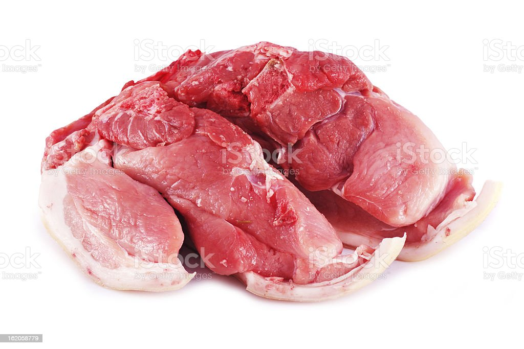 fillet meat royalty-free stock photo