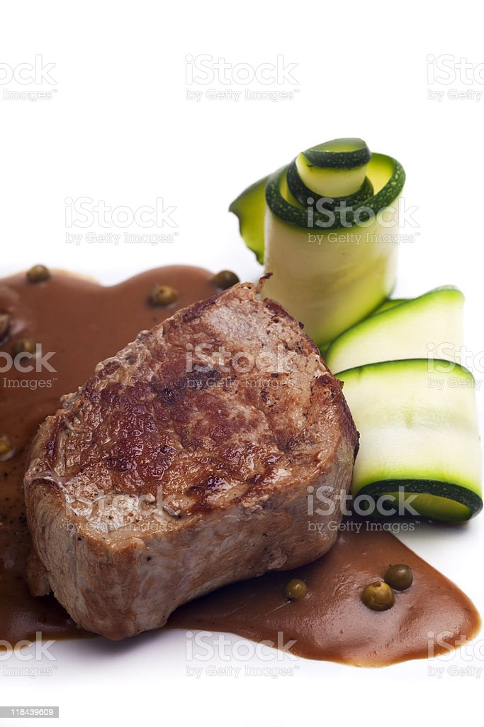 fillet royalty-free stock photo