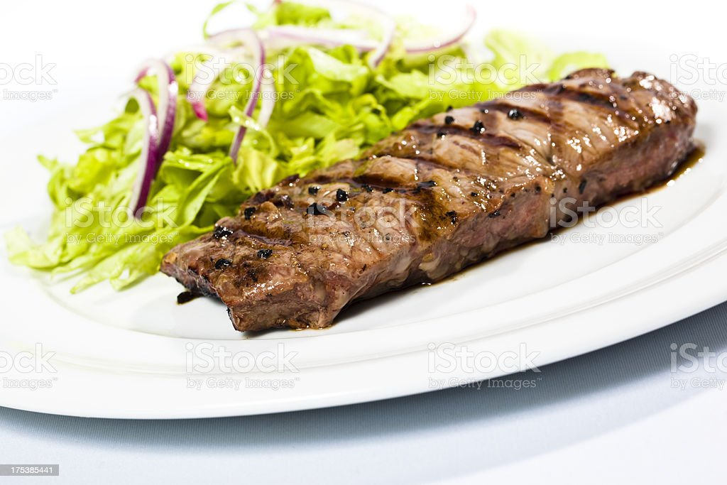 filet steak royalty-free stock photo