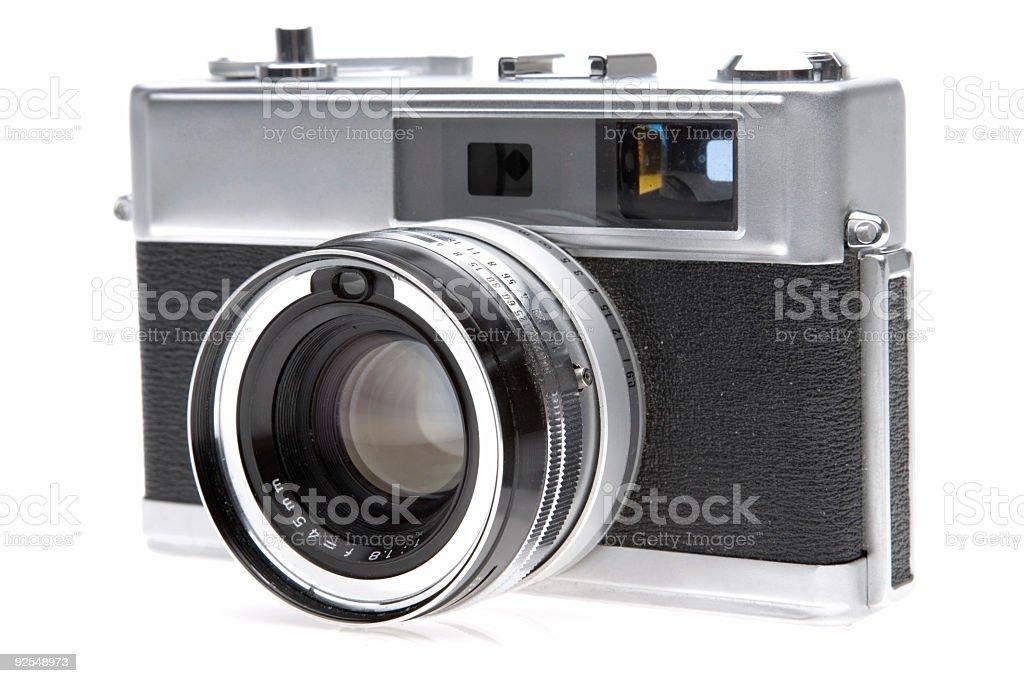 Film Camera 2 stock photo