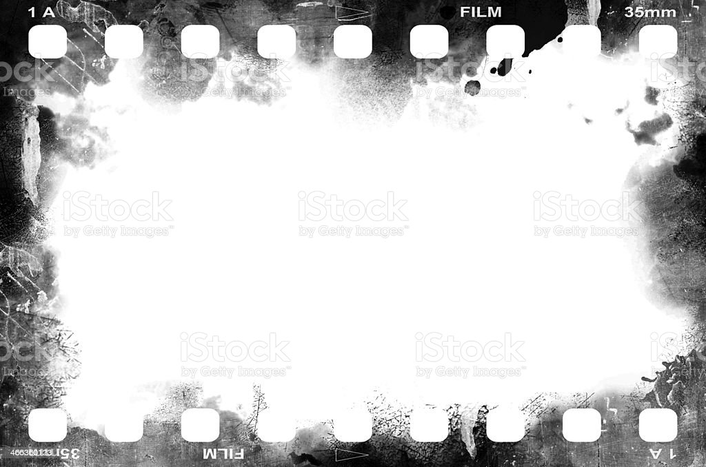 Film Frame, Filmstreifen stock photo