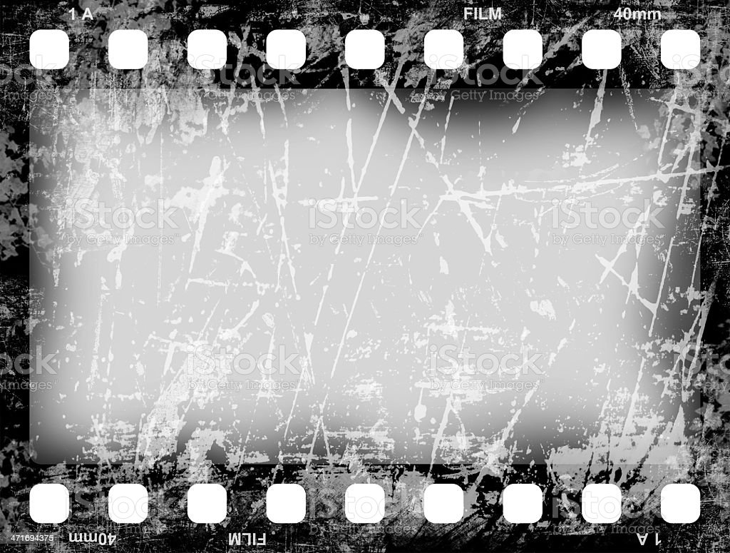 Film Frame old royalty-free stock photo