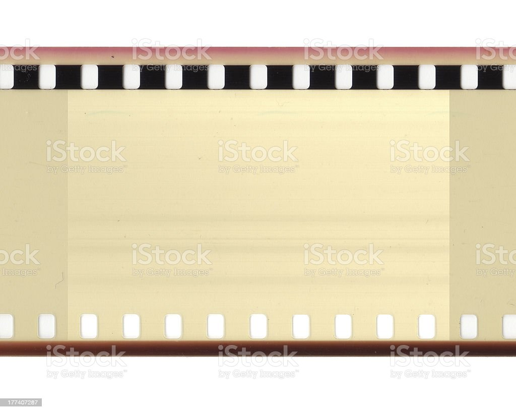 Film isolated royalty-free stock photo