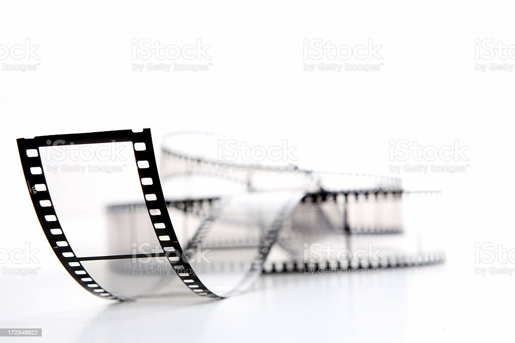 Film royalty-free stock photo