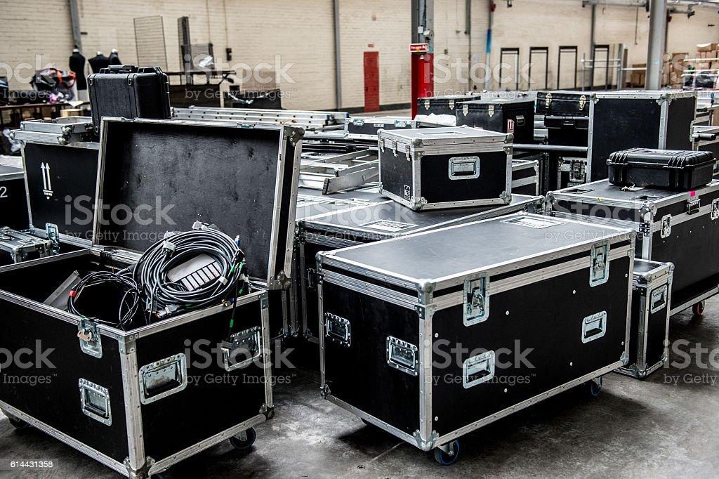 Film Production & Photographic Equipment stock photo