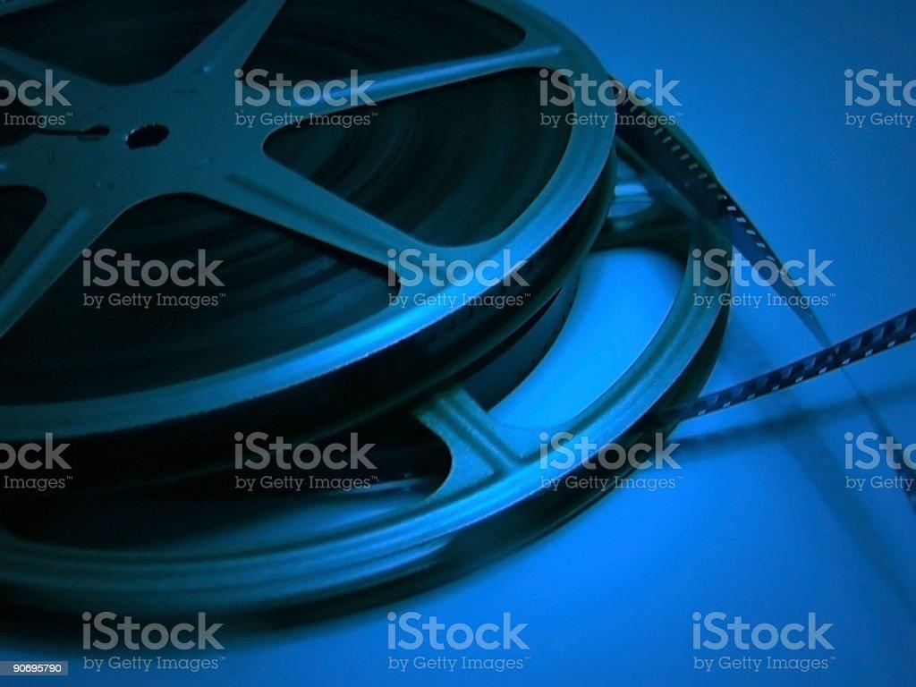 Film Reels 2 stock photo