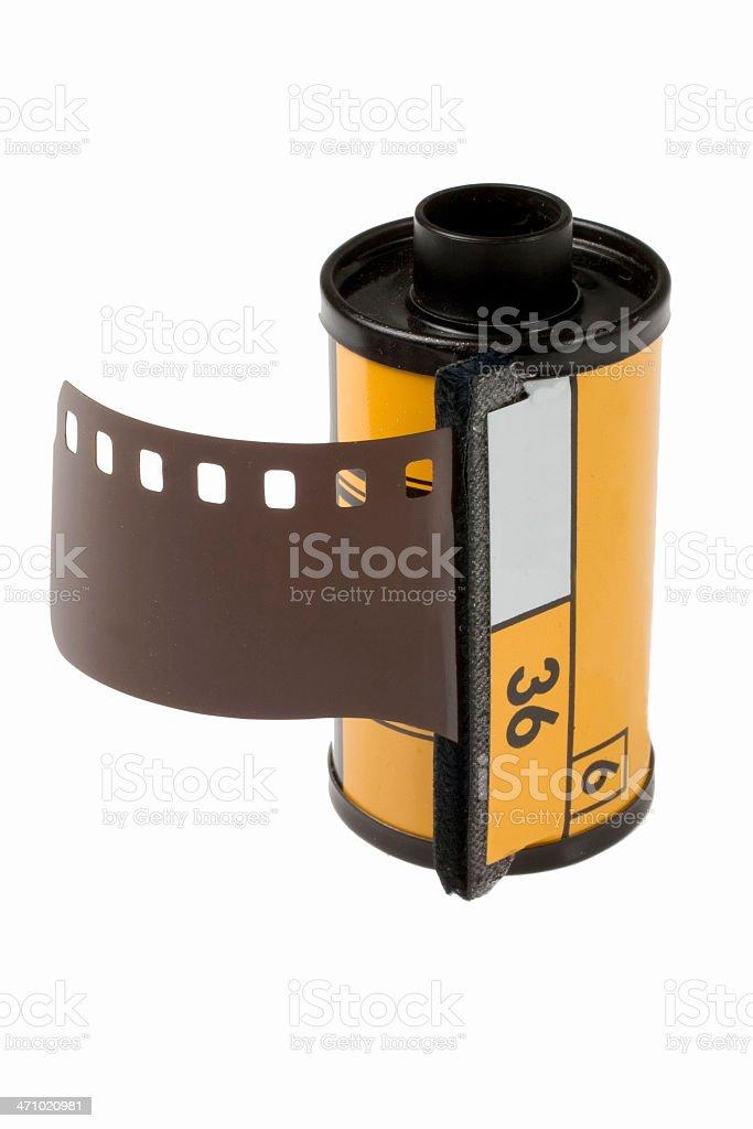 film roll stock photo